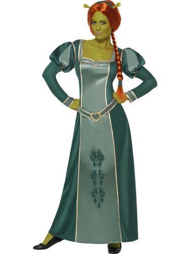 Fiona Fancy Dress Costume