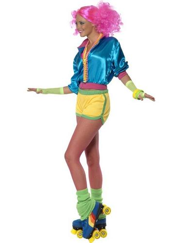 Skater Girl Fancy Dress Costume Thumbnail 3