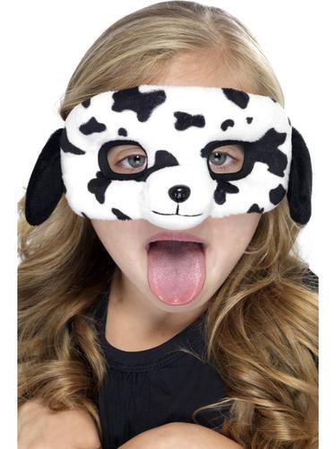 Plush Eyemask, Dalmatian Thumbnail 1