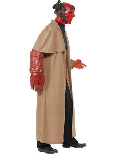 Hellboy Fancy Dress Costume Thumbnail 3