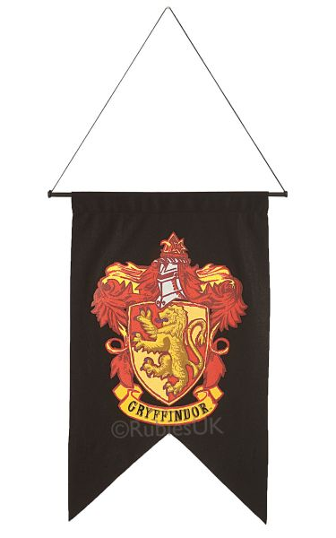 Harry Potter? Movie Gryffindor?Printed Banner Thumbnail 1