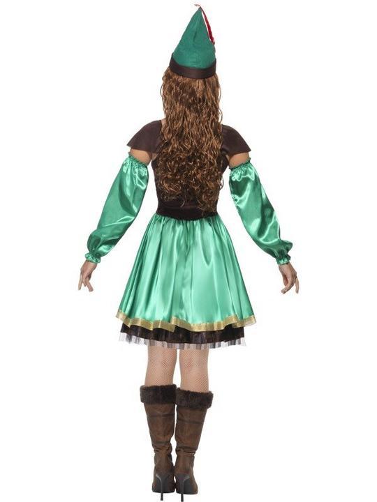 Robyn Hood Female Costume Thumbnail 3