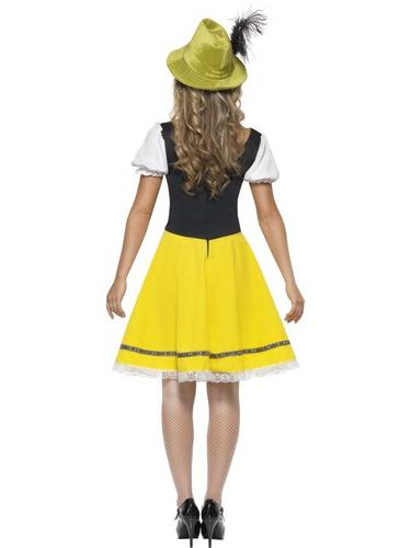 Female Oktoberfest Fancy Dress Costume Thumbnail 3