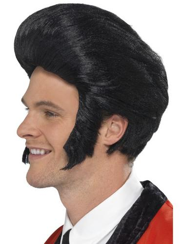 50's Quiff King Wig