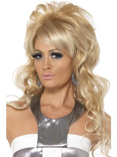 60's Beauty Queen Wig Thumbnail 1