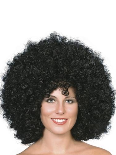 Afro Wig, Mega Huge Thumbnail 2