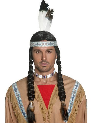 Native Indian Wig Thumbnail 2