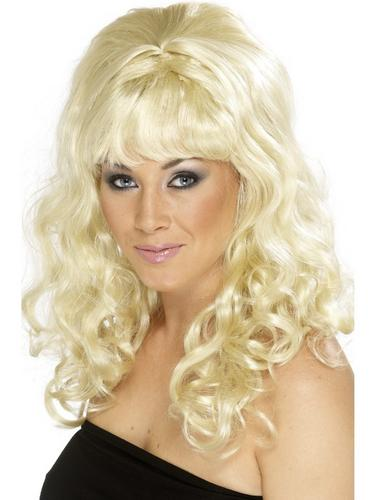 Beehive Beauty Wig Blonde Thumbnail 1