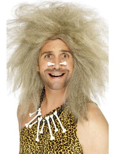 Crazy Caveman Wig Thumbnail 1