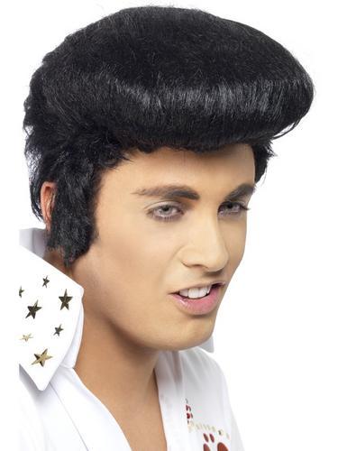 Elvis Deluxe Wig Thumbnail 1