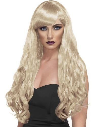 Desire Fancy Dress Wig Blonde