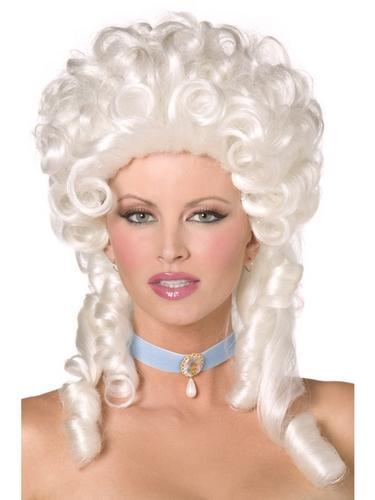 Baroque Wig Thumbnail 1