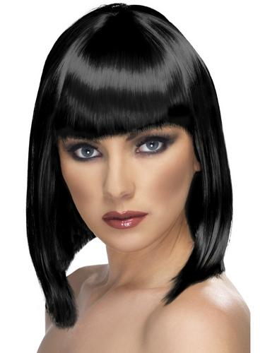 Glam Wig Black
