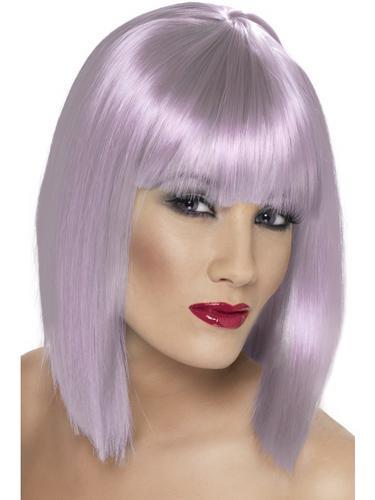 Glam Wig Lilac Thumbnail 1