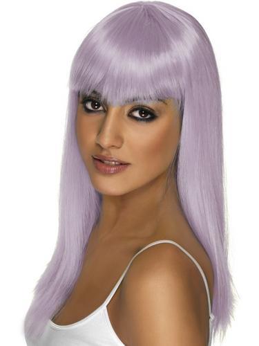 Glamourama Wig Lilac Thumbnail 1