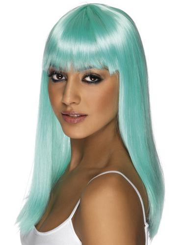 Glamourama Wig Aqua Thumbnail 1