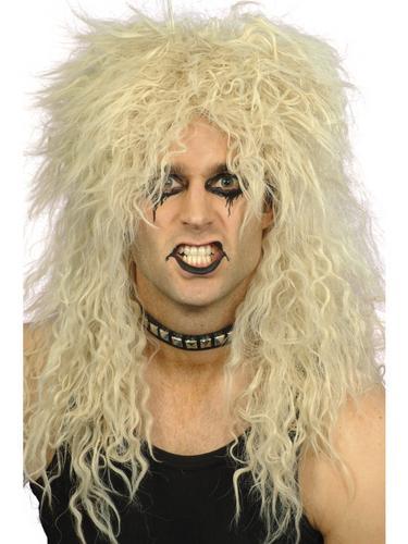 Hard Rocker Wig Blonde Thumbnail 1