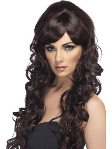 Pop Starlet Wig Brown Thumbnail 1