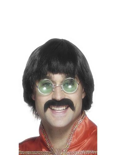 70's Mersey Wig & Tash Thumbnail 1