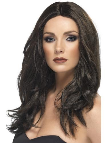 Superstar Wig Dark Brown Thumbnail 1