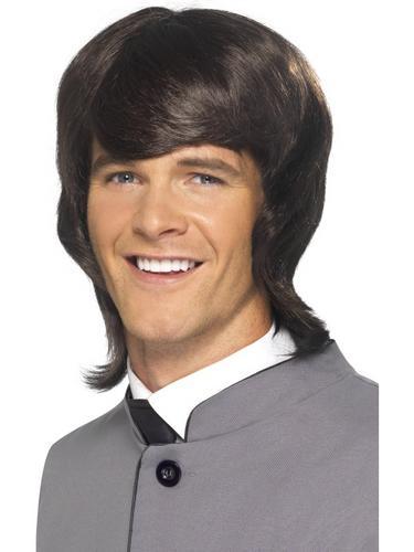 60's Male Mod Wig Thumbnail 1