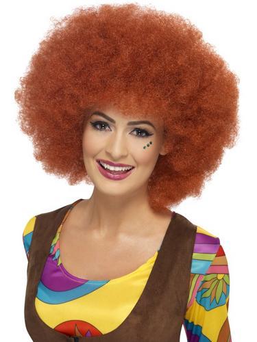 60's Afro Wig Thumbnail 1