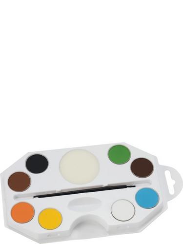 Make Up FX, Aqua Face and Body Paint, Animals Kit Thumbnail 1
