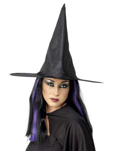 Witch Fancy Dress Hat Thumbnail 1