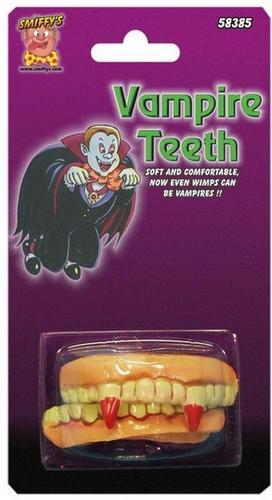 Vampire Teeth Thumbnail 1