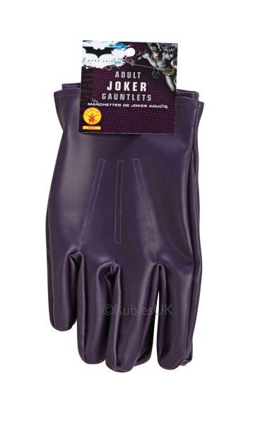 The Joker Adult Gloves Thumbnail 1