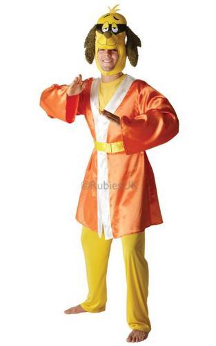 Hong Kong Phooey Fancy Dress Costume Thumbnail 1