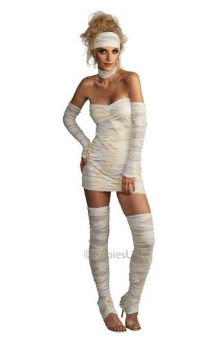Mummy Fancy Dress Costume Thumbnail 1