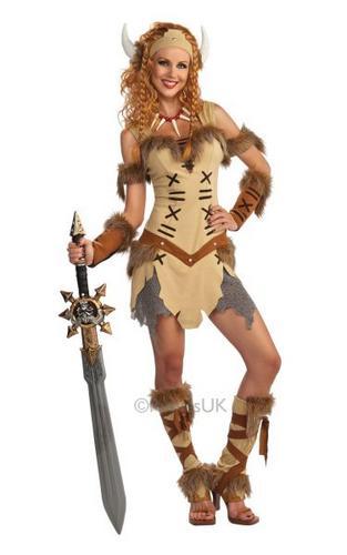 Viking Princess Costume Thumbnail 1