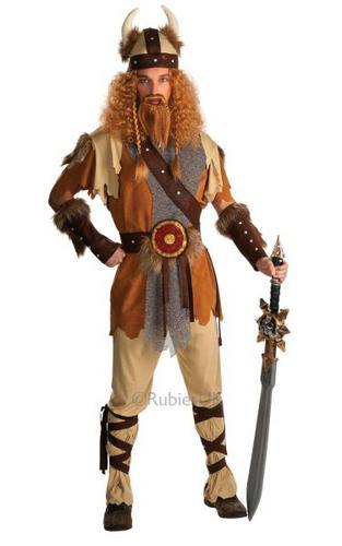 Viking Warrior Costume Thumbnail 1