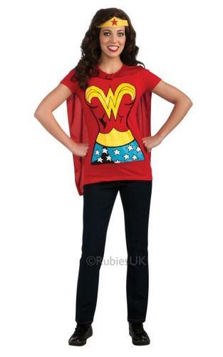 Wonderwoman T shirt Thumbnail 1