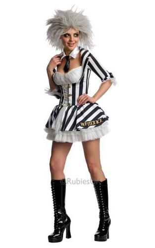 Miss Beetlejuice Costume Thumbnail 1