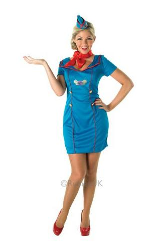 Adult Air Hostess Thumbnail 1