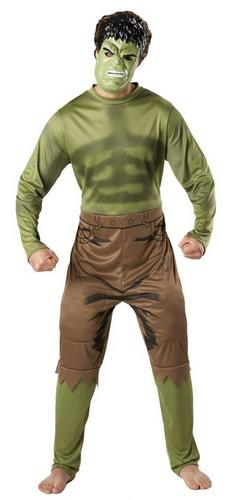 Classic Hulk Costume Adult Thumbnail 1