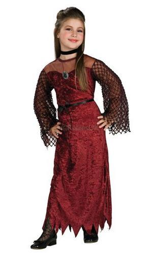 Gothic Enchantress Fancy Dress Costume Thumbnail 1