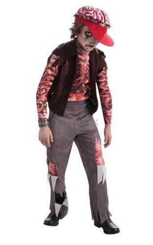 Zomboy Costume Thumbnail 1