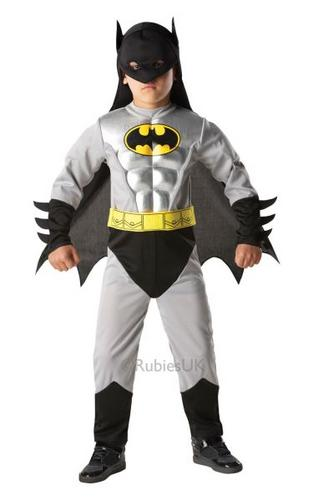 Batman Total Amour Kids Costume Thumbnail 1