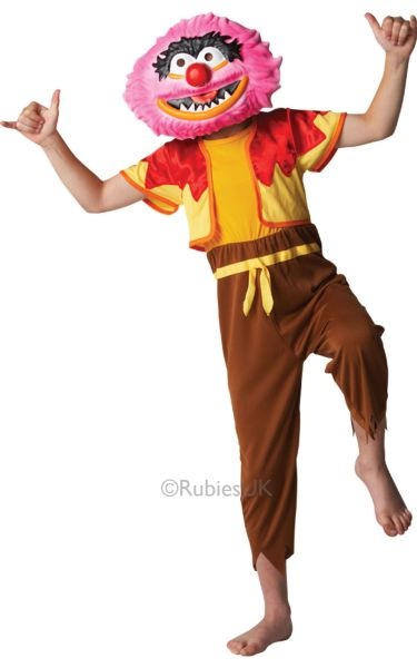 Deluxe Animal Fancy Dress Costume Thumbnail 1