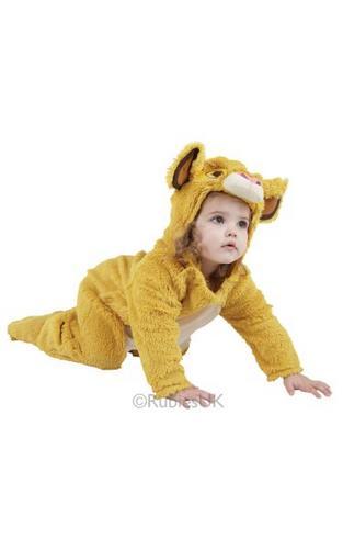Simba Furry Costume Thumbnail 1