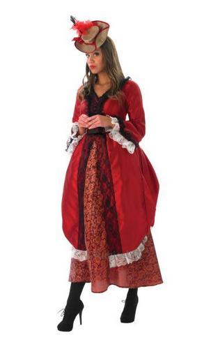 Red Harrington Costume The Lone Ranger Thumbnail 1