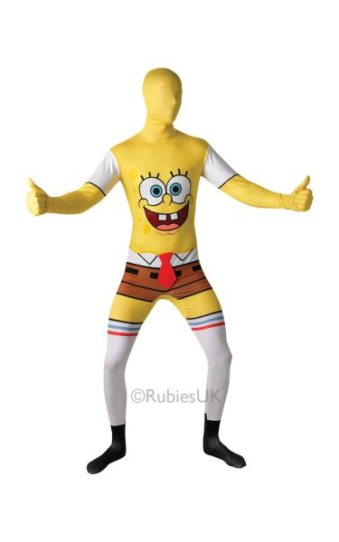 Spongebob Squarepants 2Nd Skin Costume Thumbnail 1