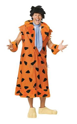 Fred Flintstone Fancy Dress Costume Thumbnail 1