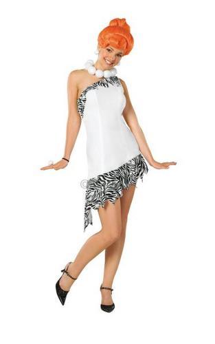 Deluxe Wilma Flintstone Fancy Dress Costume Thumbnail 1