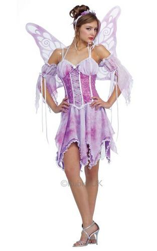 Butterfly Fancy Dress Costume Thumbnail 1