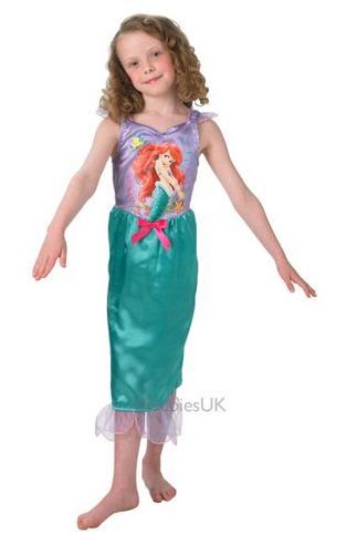 Ariel Classic Fancy Dress Costume Thumbnail 1