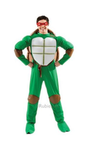Ninja Turtle Fancy Dress Costume Thumbnail 1